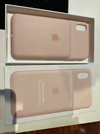 Smart battery case Rosa iPhone X /XS MAX