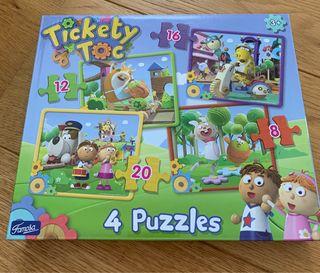 Puzzles infantiles nuevos