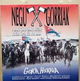 Disco de Vinilo Negu Gorriak Hora Herreria
