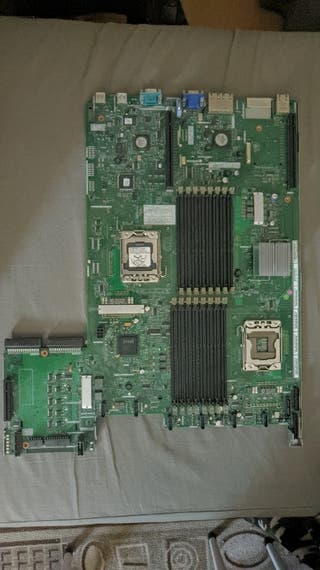 Placa Base IBM x3560 M2