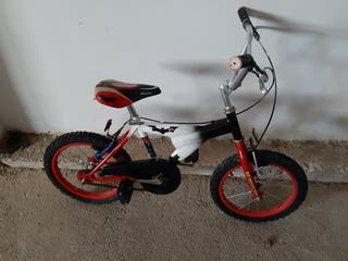 vendo esta bici de niño