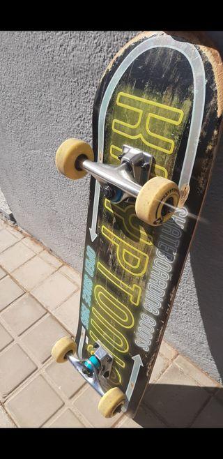 Skate usado funcional
