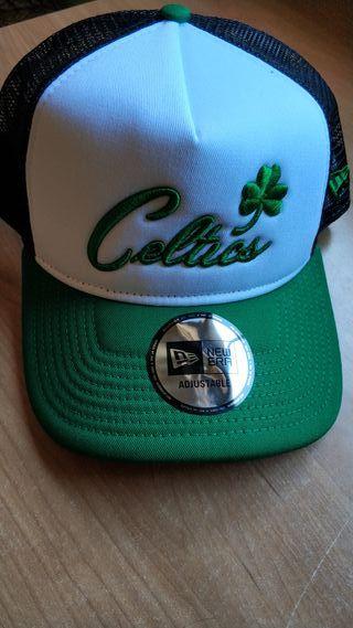 Gorra NBA Boston Celtics New Era