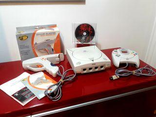 Súper Pack Dreamcast Sega