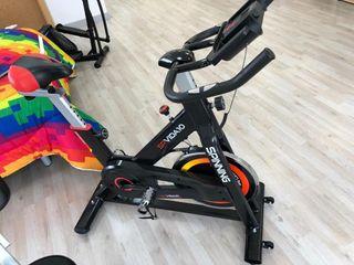 Bicicleta de spinning nueva
