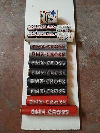 Protectores bici BMX clásica