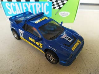 SCALEXTRIC FORD RS200 METAL 5