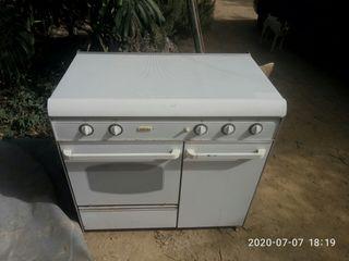 cocina hornilla horno