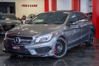 Mercedes-Benz CLA 45 AMG ShootingBreak 381cv 7G