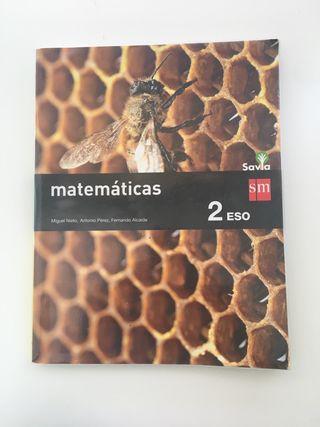 Libro de matemáticas 2eso