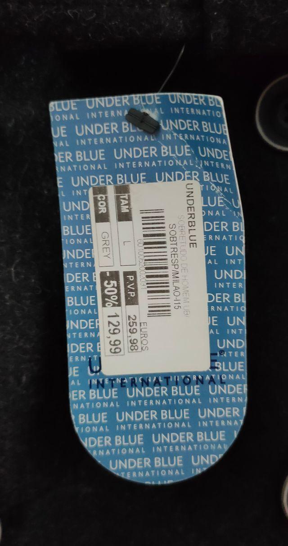 Abrigo hombre. Under Blue