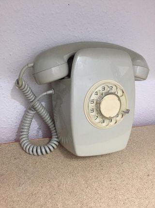 ANTIGUO TELÉFONO HERALDO DE PARED.