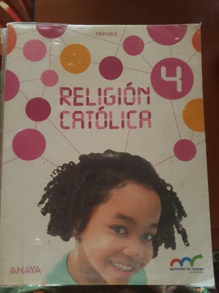 Religión católica 4°primaria