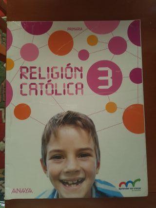 Religión católica 3°