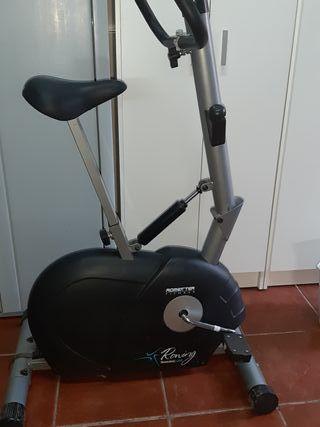 bicicleta estática Romester