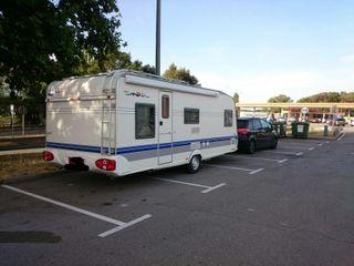 Caravana Hobby 550 Luxe/Classic
