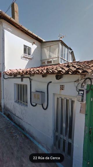 Conjunto de casas en Monforte de Lemos