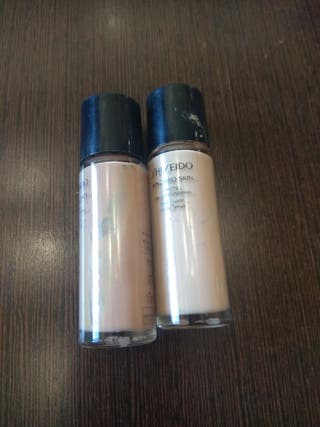 pack maquillaje shiseido