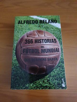 366 historias del fútbol mundial.