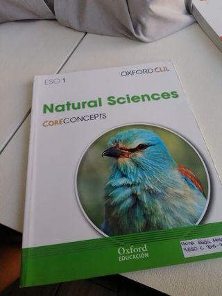 libro natural siences