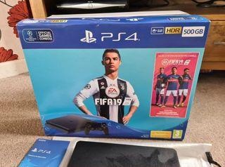 NEW ISH PS4