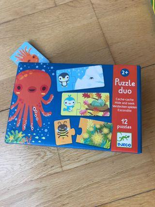 Puzzle o juego infantil. Lote juegos infantiles