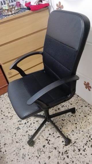 SILLA GIRATORIA IKEA RENBERGET