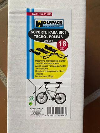 Soporte para bici