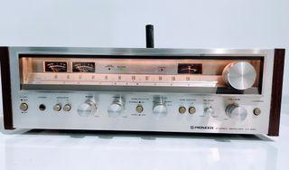 Amplificador Pioneer SX-680 vintage