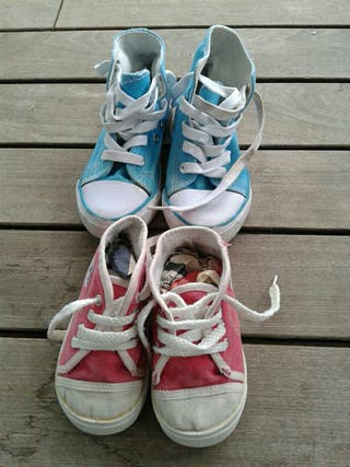 Bambas/zapatillas de deporte bebé y niño o niña