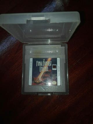 the final fantasy legend game boy