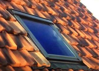 Colocacion ventanas velux cortinas persianas