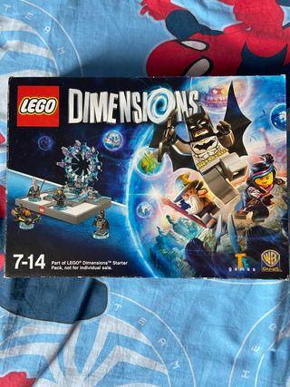 Lego dimensiones Xbox 360