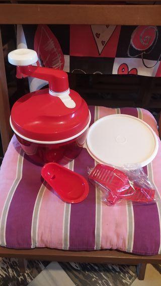 Quik Chef Tupperware