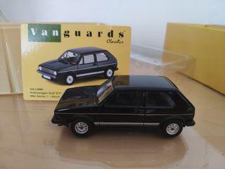 Volkswagen Golf GTI MK1 1/43 Vanguards