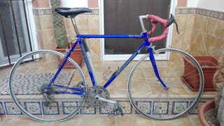 Bicicleta de carretera clásica, marca Nakamura