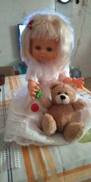 Juguete muñeca para niñas