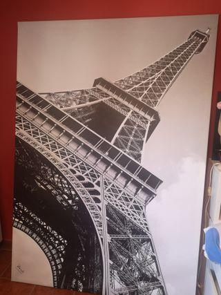 Cuadro Gigante Torre Eiffel