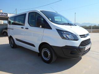 Ford Transit Custom 2017 9 plazas