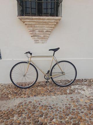 bicicleta clasica convertida