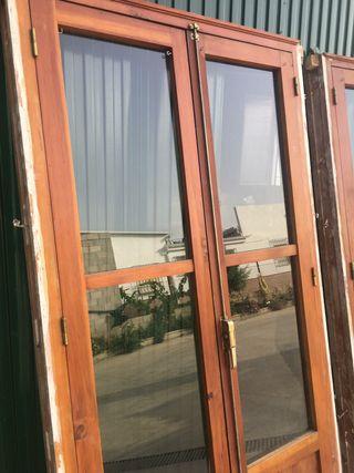 Ventanas balconeras