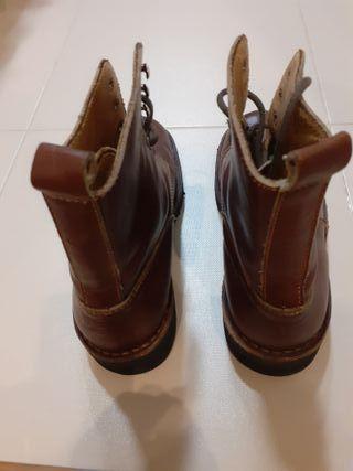 boots Yohji Yamamoto