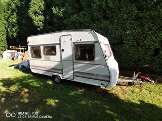 Caravana burstner 750