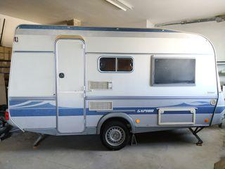 Caravana Fendt Saphir 410