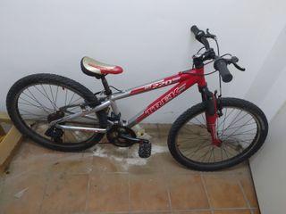 Bicicleta infantil Trek