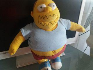 Peluche oficial de los Simpson