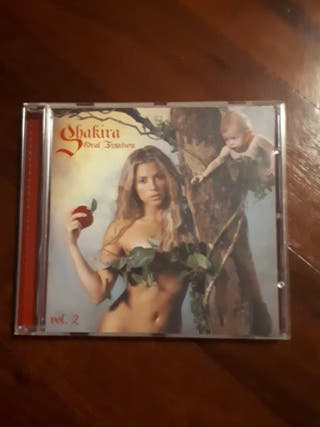 CD Shakira - Oral fixation 2