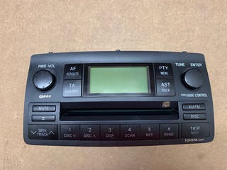 Radio Cd Toyota Corolla