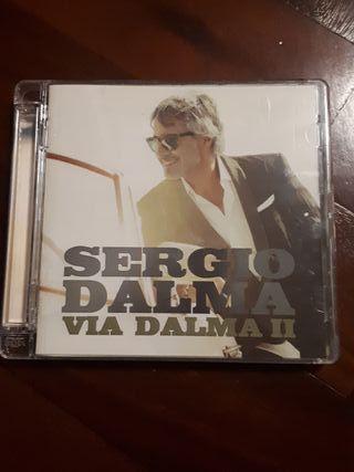 CD Sergio Dalma - Vía Dalma 2