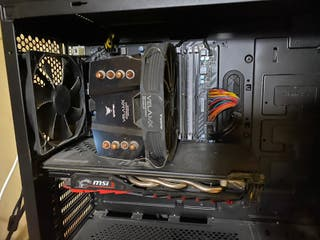PC GAMING I5 7400 3.0 ghz